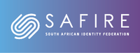 South African Identity Federation (SAFIRE)
